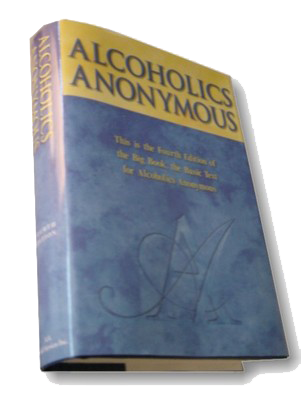 Alcoholics Anonymous is now in its fourth printing. Click here to go to AA's World Headquarters in New York